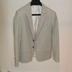 Mr. Turk Suit Jacket 38 Pants 30